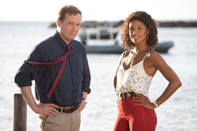EMB 10.01pm : Death in Paradise renewed for another season