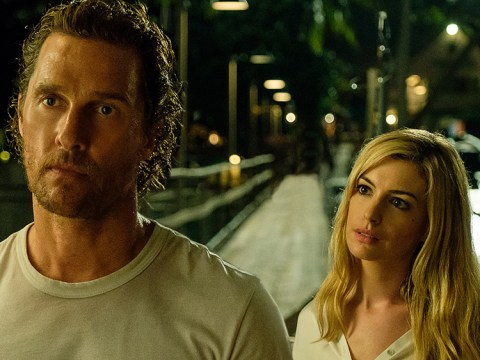 Matthew McConaughey's mind-bending Serenity failed by fishy script and ridiculous plot twist