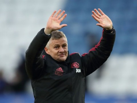 Ole Gunnar Solskjaer singles out 'fantastic' Harry Maguire after Manchester United defeat Leicester