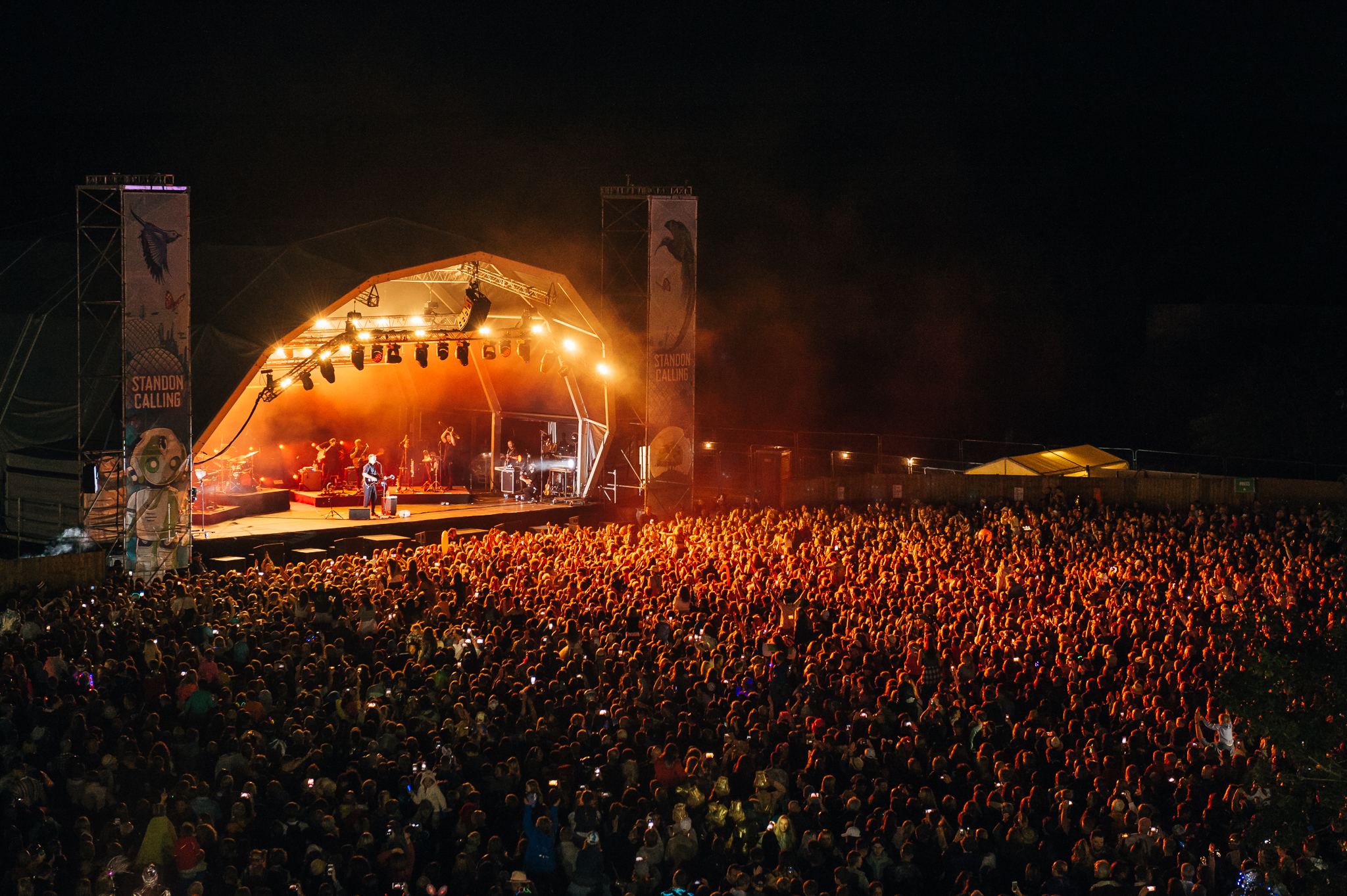Friendly Fires announced as special guests for Standon Calling, joining Nile Rodgers, Wolf Alice and Rag'n'Bone Man
