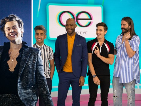 Harry Styles was introduced to Grinder by Queer Eye cast because of course