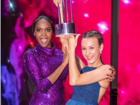 The Greatest Dancer winner Ellie Fergusson splitting £50,000 with dance teacher