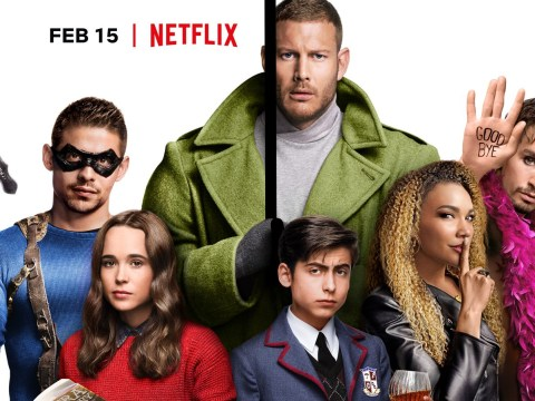 The Umbrella Academy boss teases 'four or five' more seasons because you can't get enough
