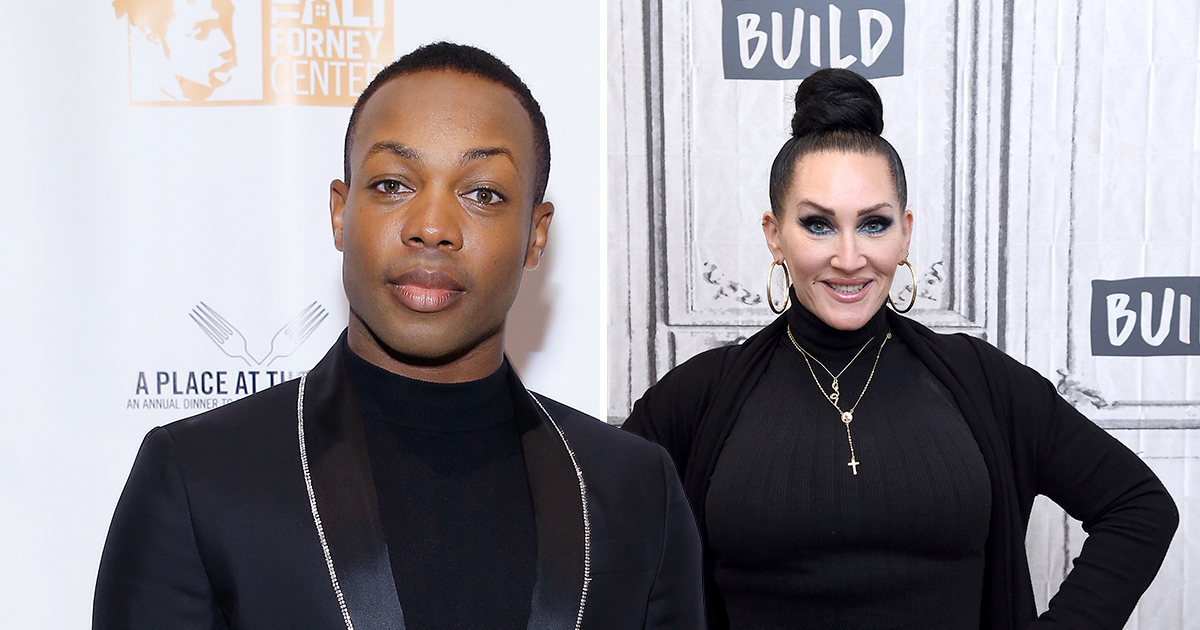 Todrick Hall spills all on the Brits, being afraid of Michelle Visage, and returning to Queer Eye
