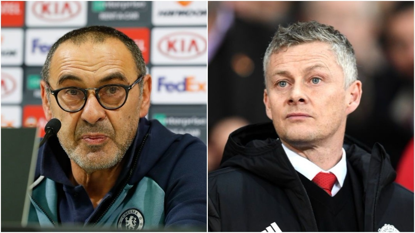 Chelsea told the player they must stop to beat Ole Gunnar Solskjaer's Manchester United
