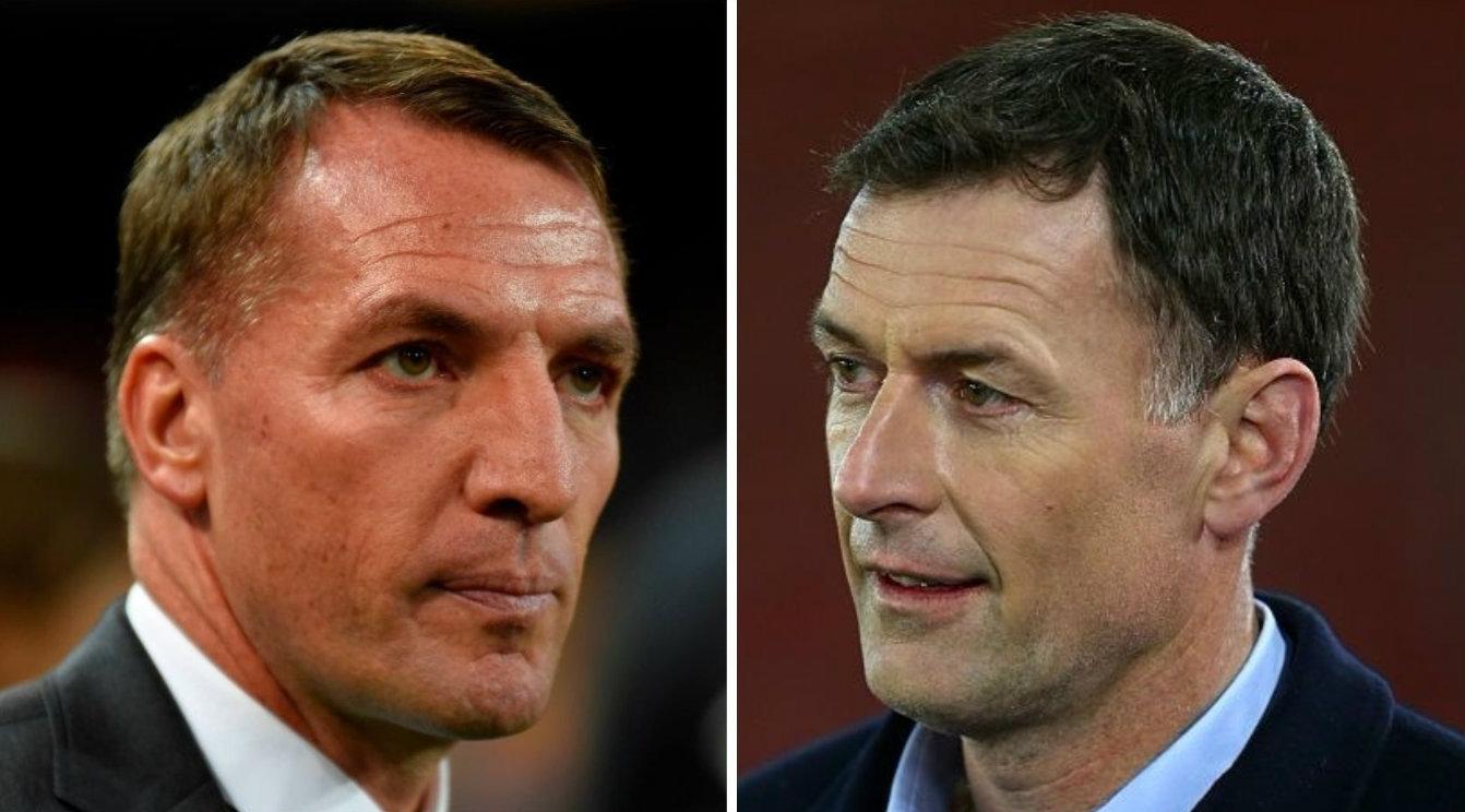 'It stinks!' – Chris Sutton criticises Brendan Rodgers as Celtic boss prepares for Leicester job