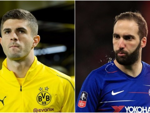 Arsenal legend Alan Smith rates Chelsea's January moves for Gonzalo Higuain and Christian Pulisic