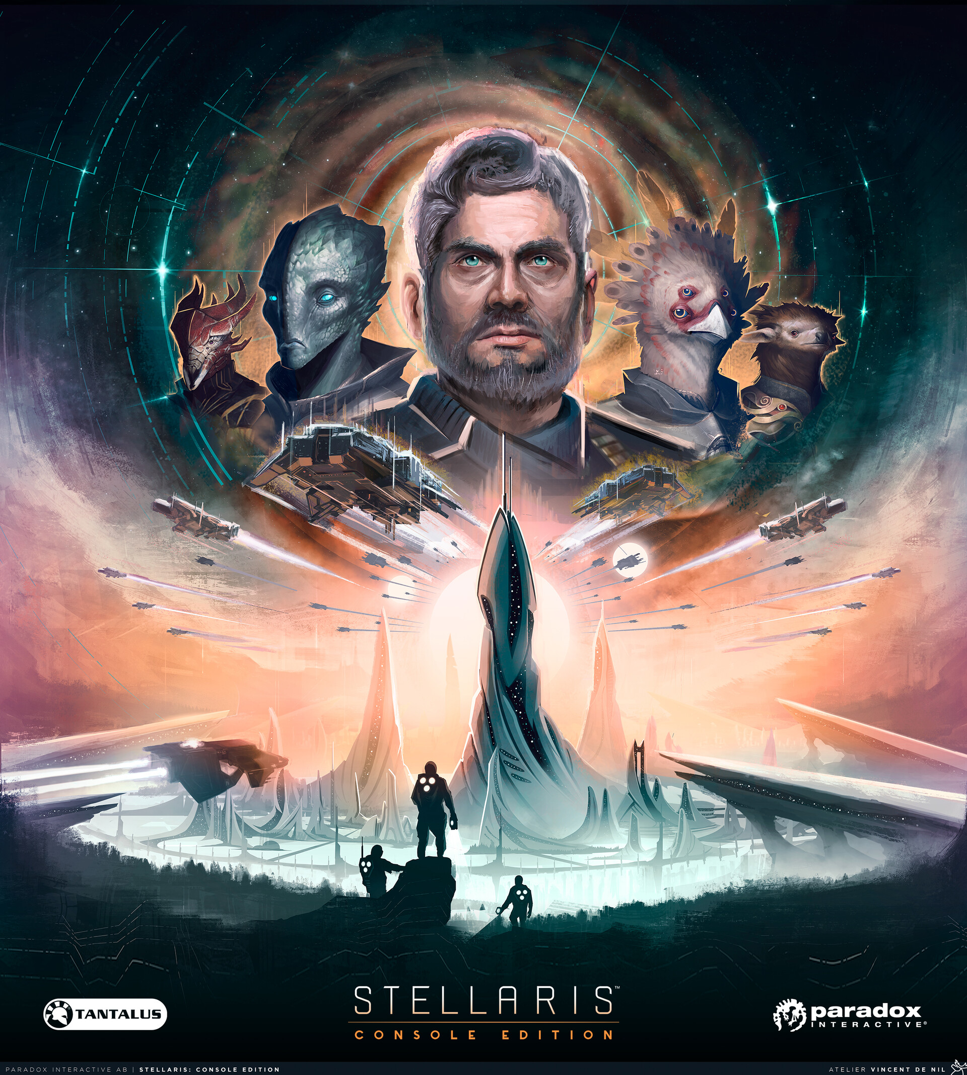 Stellaris Console Edition review – a grand effort