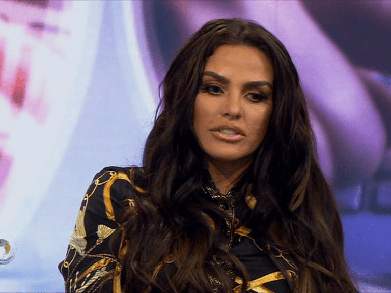 Kieran Hayler's girlfriend has reported Katie Price to police for 'verbally abusing' her in school playground