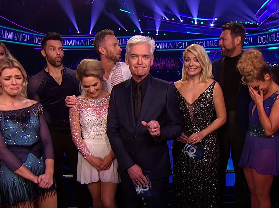 Dancing On Ice raises the stakes with double elimination