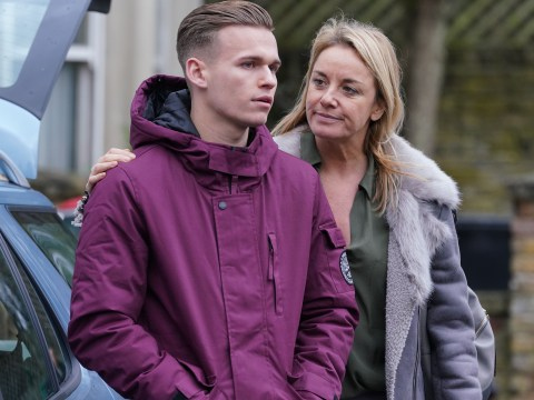 EastEnders spoilers: Mel and Hunter Owen flee Walford in exit drama but a twist follows