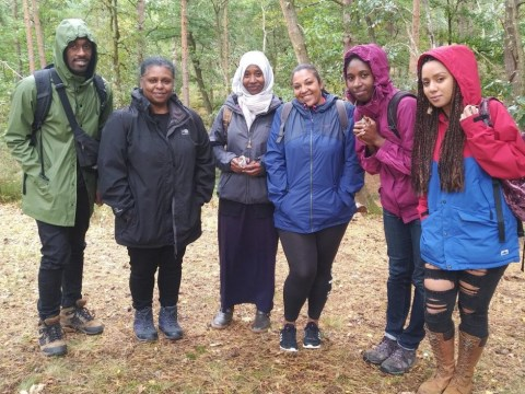 Meet the group helping black people reconnect with the natural world