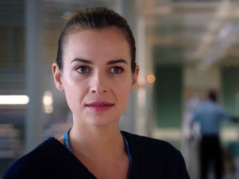 Holby City review with spoilers: Zosia's secrets, Sacha's old flame and Jason's ruined shirt