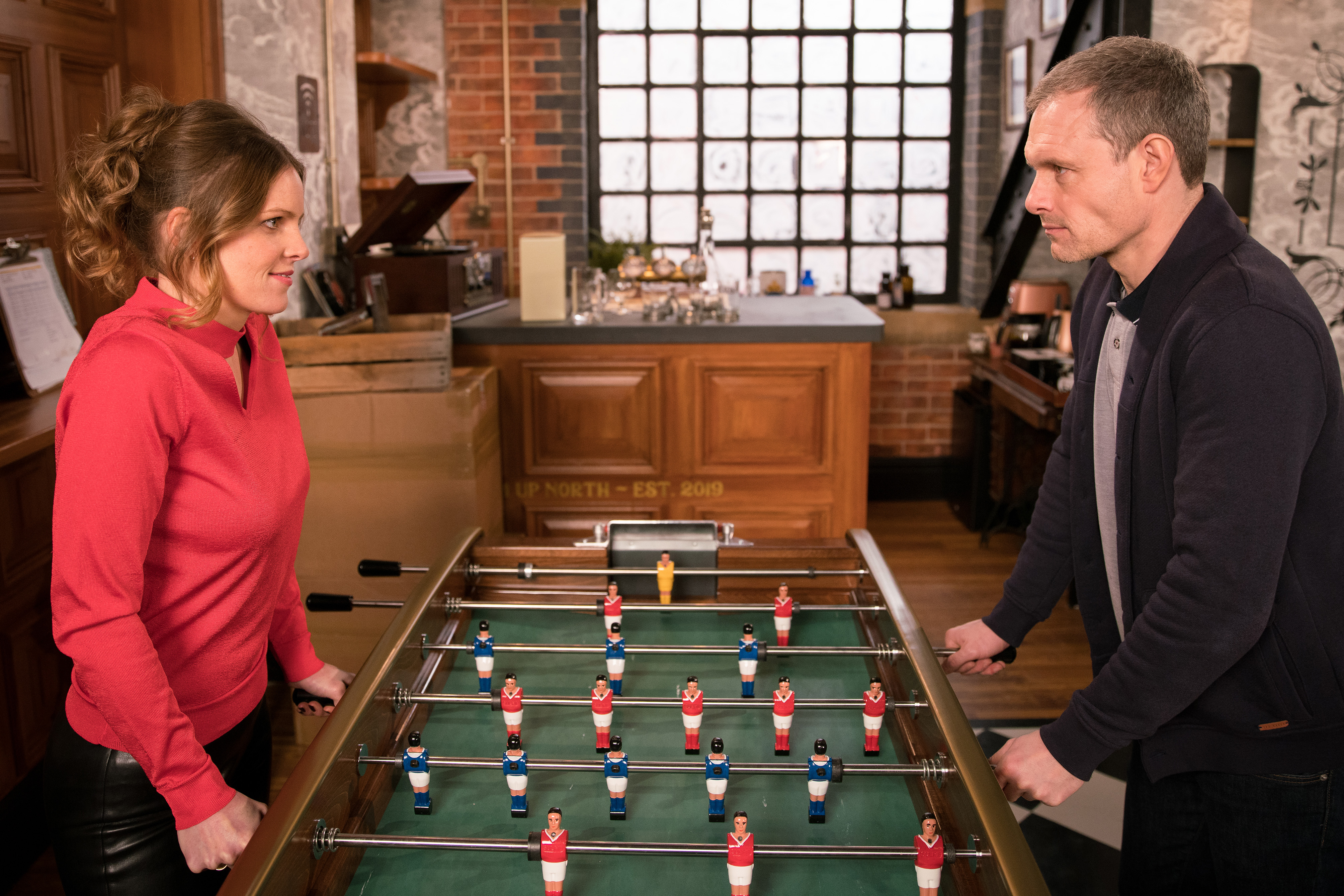 Coronation Street spoilers: Nick Tilsley makes a new enemy who takes bloody action
