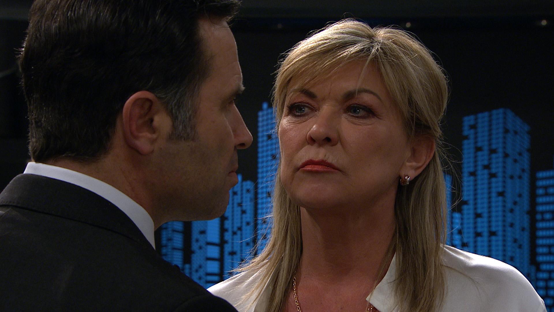 Emmerdale spoilers: Graham Foster hides huge secret from Kim Tate amid Joe Tate mystery