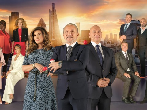 Which stars are in the line-up for Celebrity Apprentice's Comic Relief special?