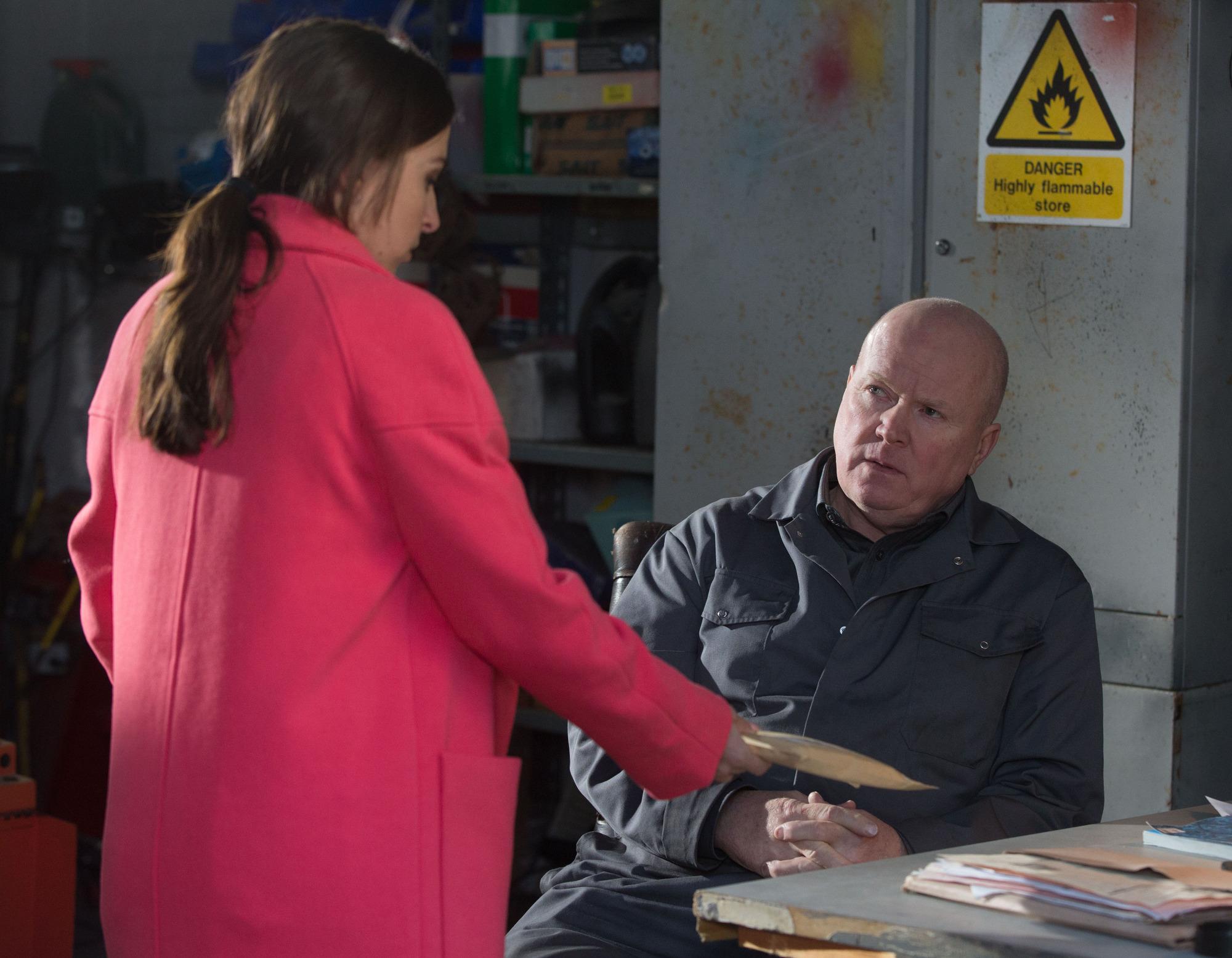 EastEnders spoilers: Phil Mitchell to murder Ruby Allen's rapists?