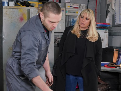 EastEnders boss reveals Sharon Mitchell and Keanu Taylor's affair will explode at Christmas