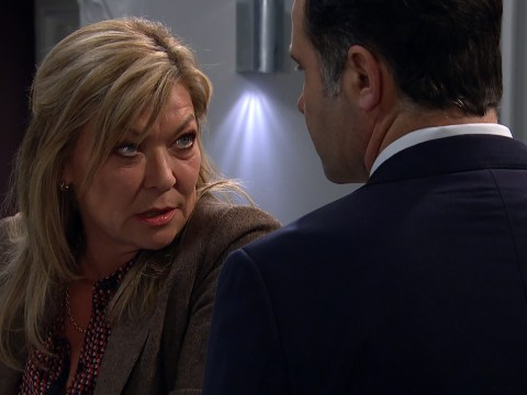 Emmerdale spoilers: Evil Kim Tate destroys Graham Foster in revenge plan ahead of his exit