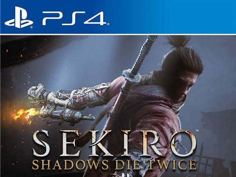 Sekiro: Shadows Die Twice is new UK number one – Games charts 23 March