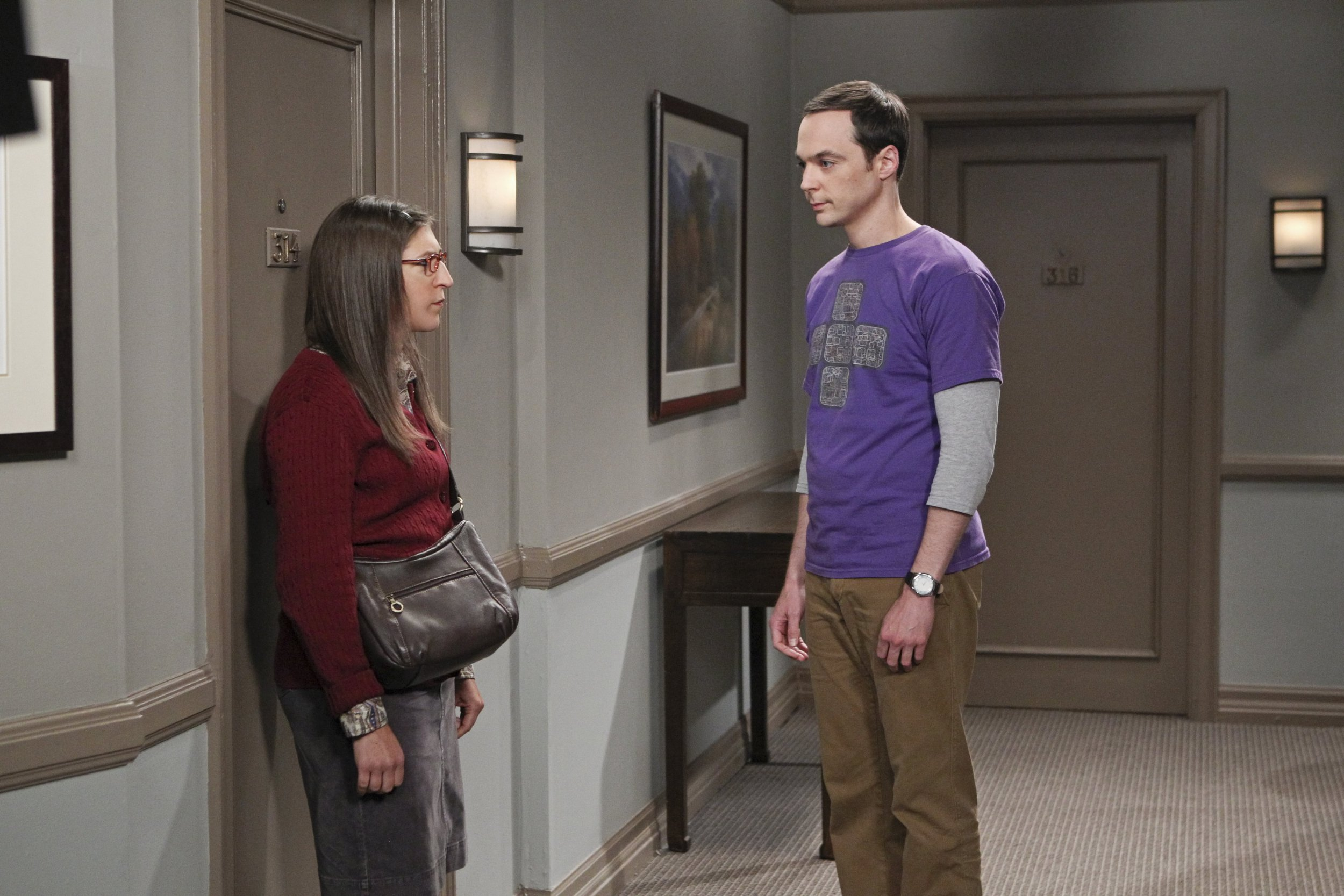 The Big Bang Theory fans in tears as Sheldon sings Sweet Kitty for what may be the very last time