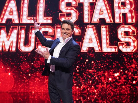 What time is All Star Musicals on ITV and who is in the cast?