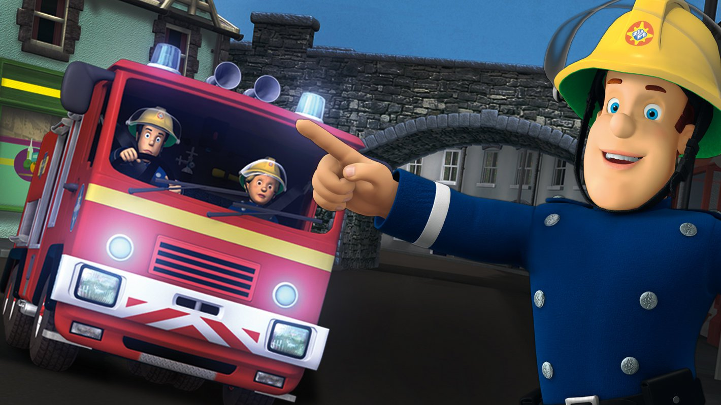 Firefighters accuse Fireman Sam of 'sexism': 'If you respect our work, get our name right'