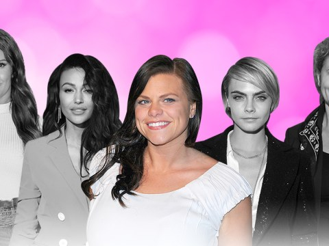 Celebrities urge women to book their smear tests 10 years after Jade Goody's death