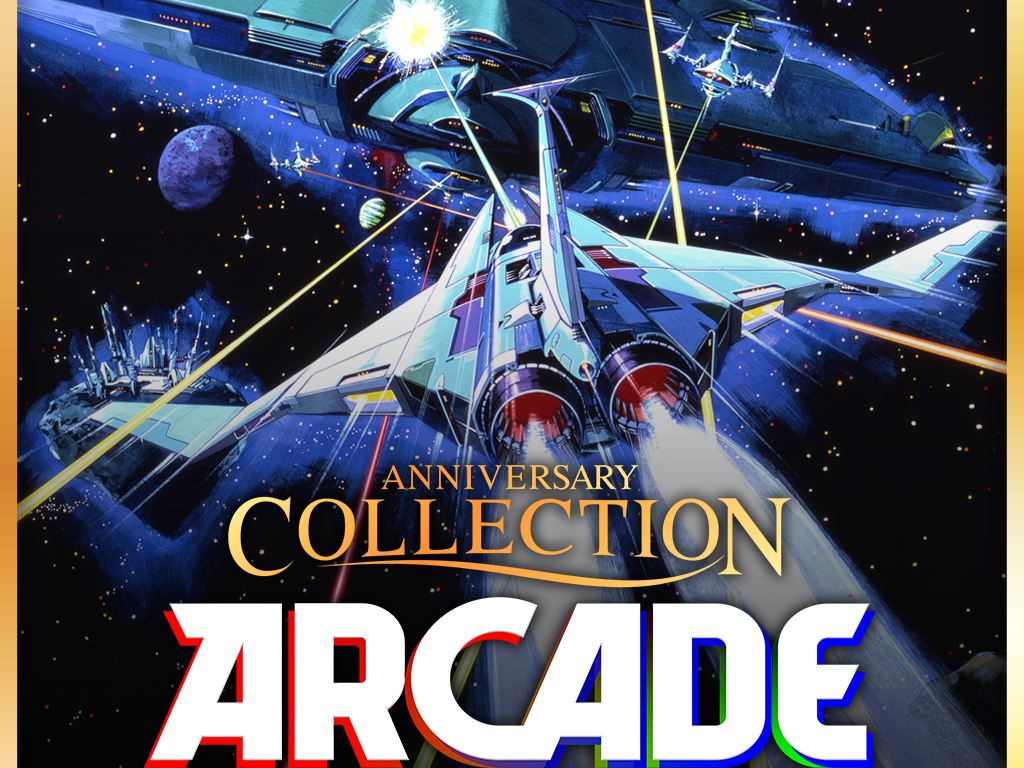 Arcade Classics Anniversary Collection review – shooting the core