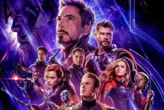 Robert Downey Jr says Avengers: Endgame's last 8 minutes are Marvel's 'best ever'