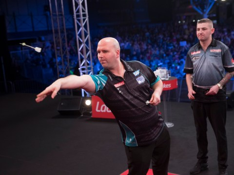 Wayne Mardle questions UK Open Darts format after Rob Cross crumbles in final