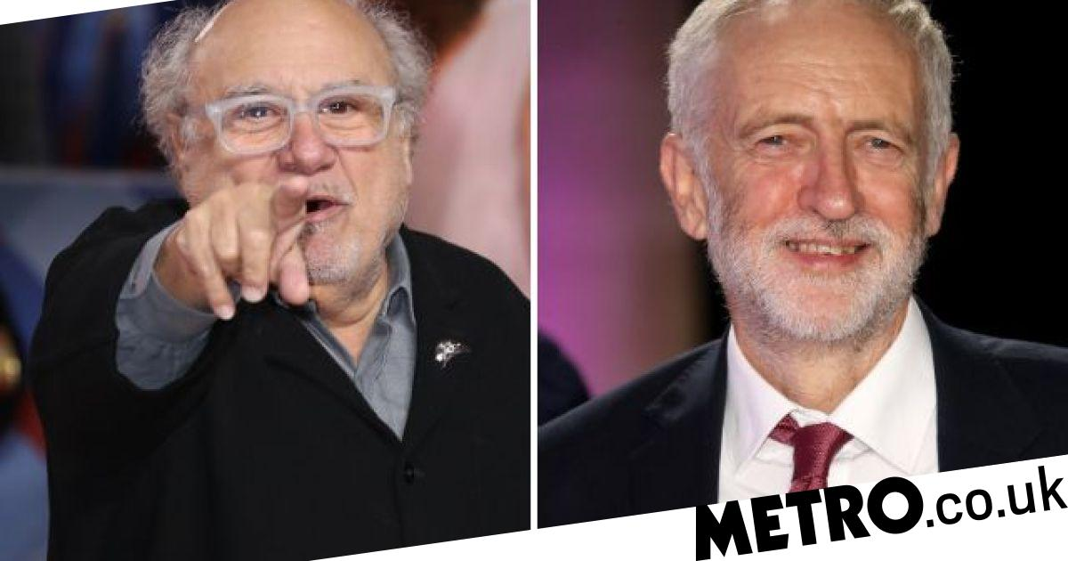 Danny DeVito is a big Jeremy Corbyn fan, backs him to win next election | Metro News