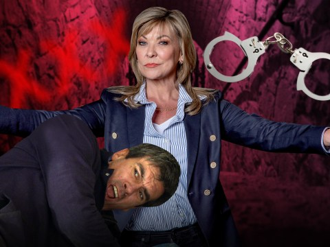 Emmerdale spoilers: Kim Tate makes Cain Dingle her sex slave