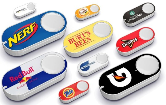 Amazon kills off its physical Dash Buttons for online