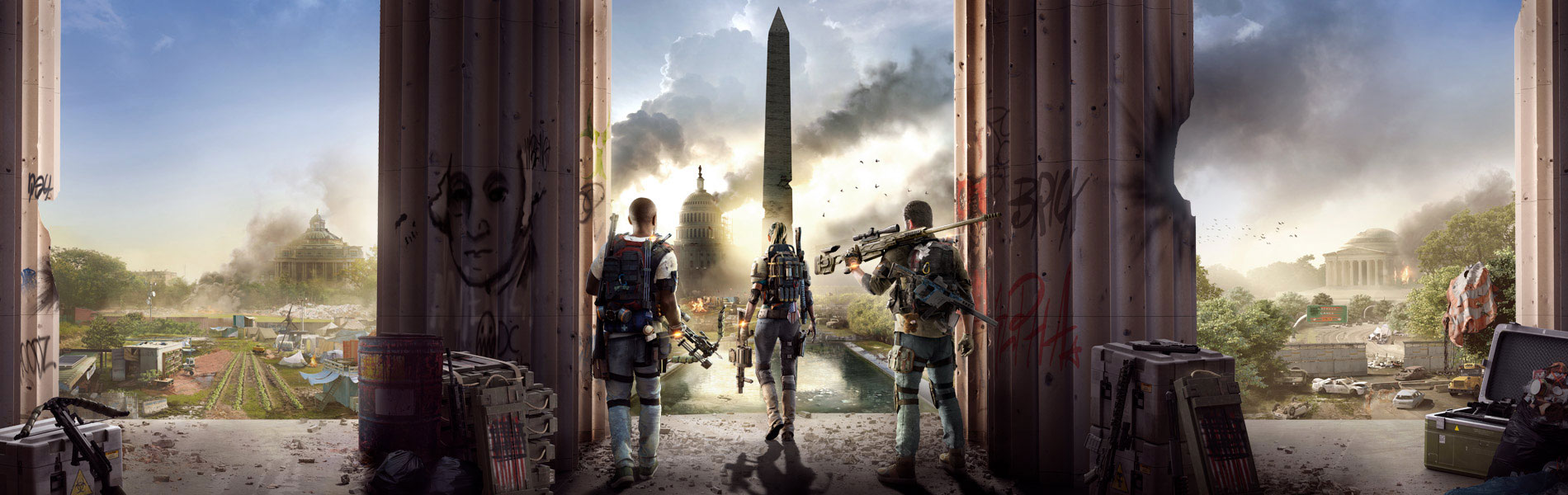 The Division 2 review – a good game divided