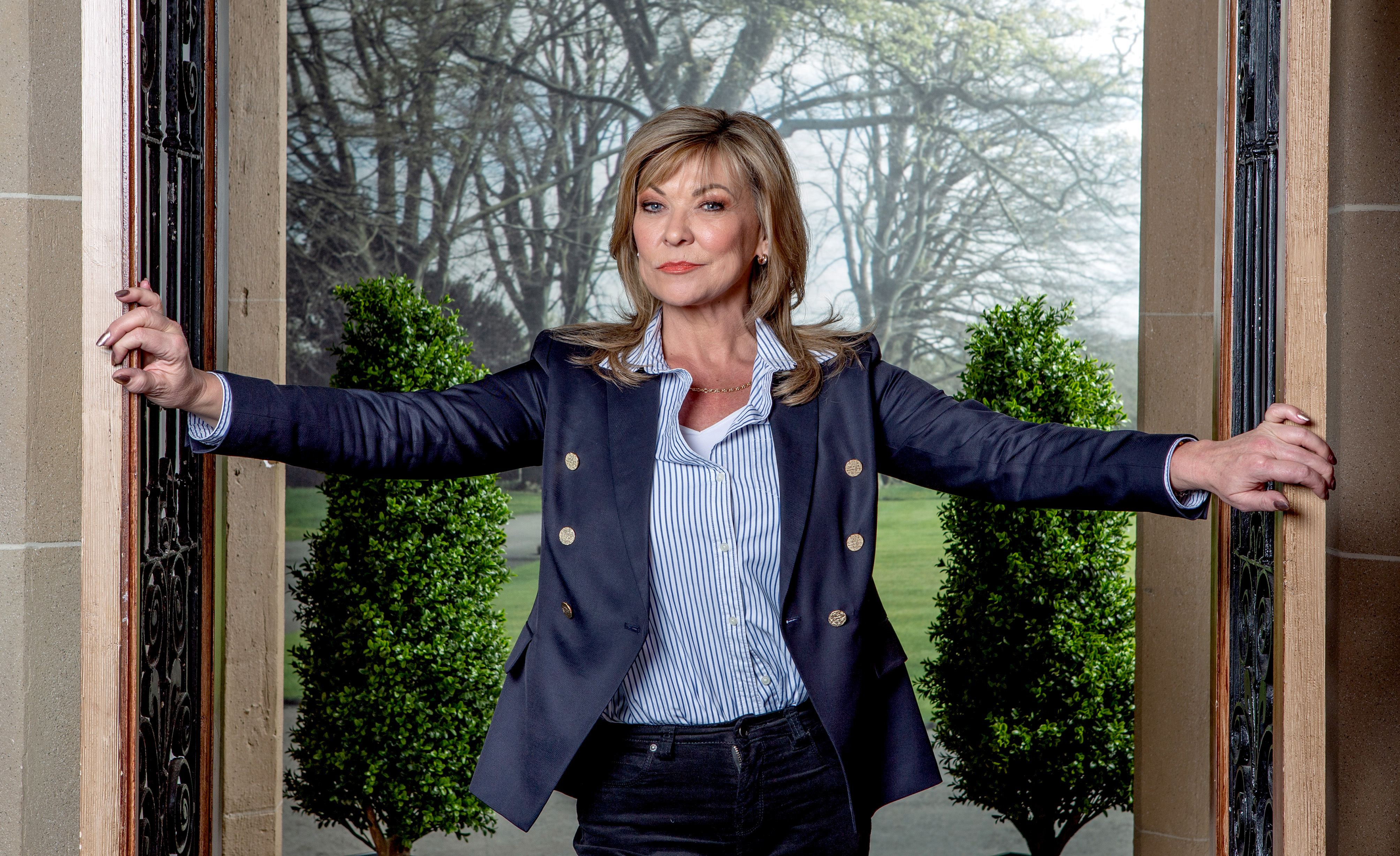 Claire King's Kim Tate returns to Emmerdale – What's Kim's story so far?