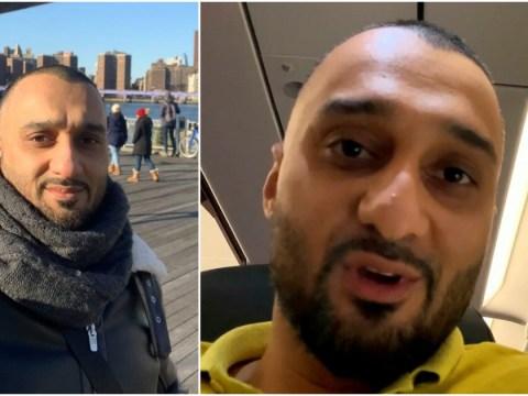 EasyJet passenger's anger when steward opened toilet door after 15 minutes