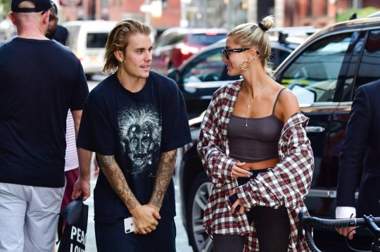 Justin Bieber and Hailey Baldwin shut down rumours  (Picture: GC Images)