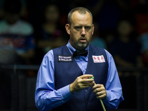 Mark Williams: 'I was having a couple of beers every couple of hours, but no excuses now'