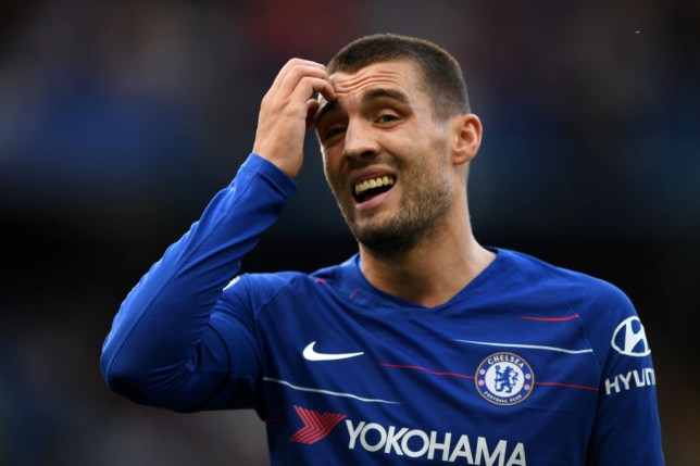 Mateo Kovacic is waiting to see if Chelsea's transfer ban gets overturned