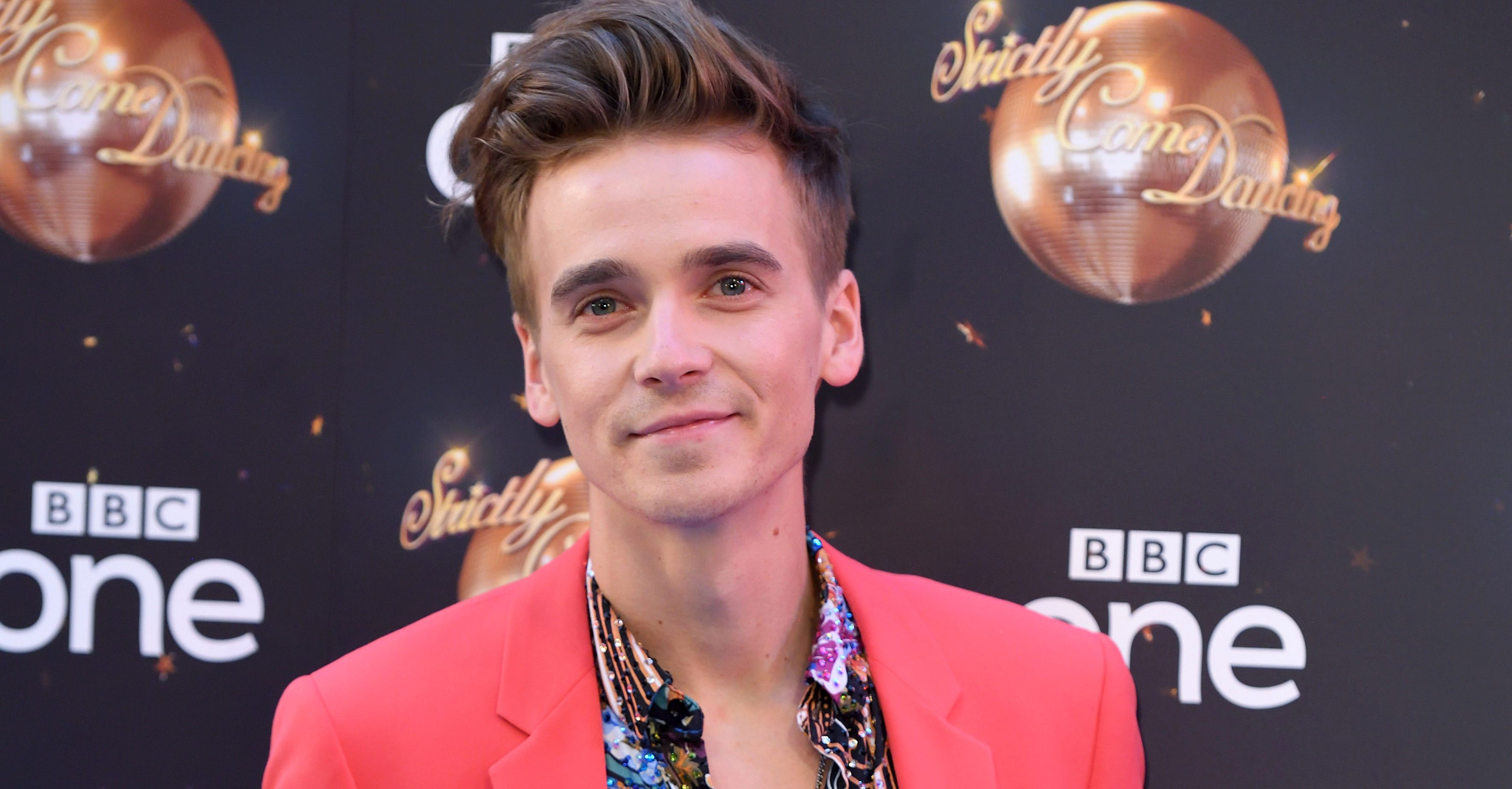 Strictly Come Dancing's Joe Sugg shares sweet throwback as BBC extra and look how far he's come