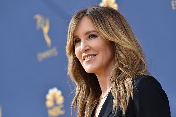 Desperate Housewives star Felicity Huffman