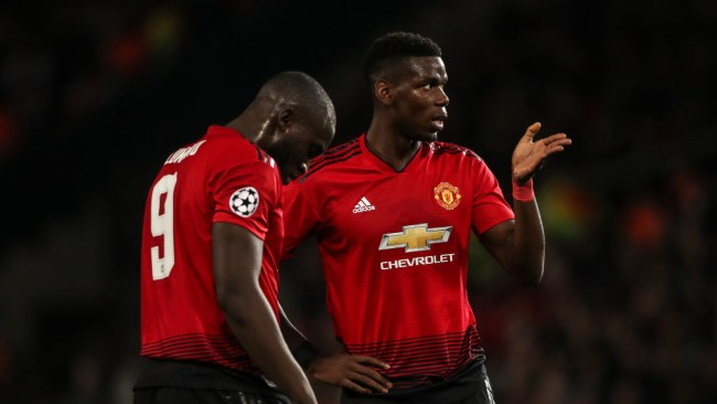 Image result for Lukaku sends message after report of bust-up with Pogba