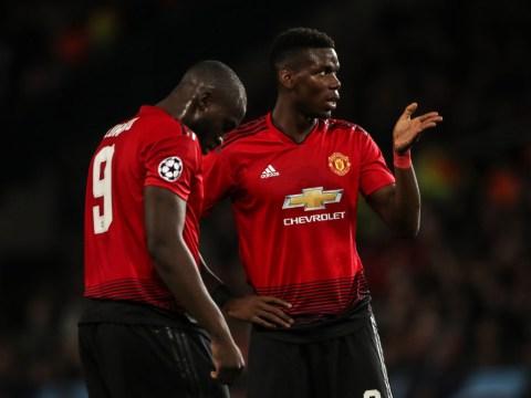 Ole Gunnar Solskjaer forced to break up dressing room bust-up between Paul Pogba and Romelu Lukaku after Southampton win