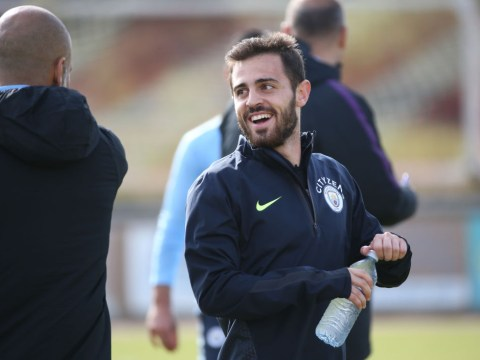 Pep Guardiola explains why he can't drop Bernardo Silva from Man City's starting XI