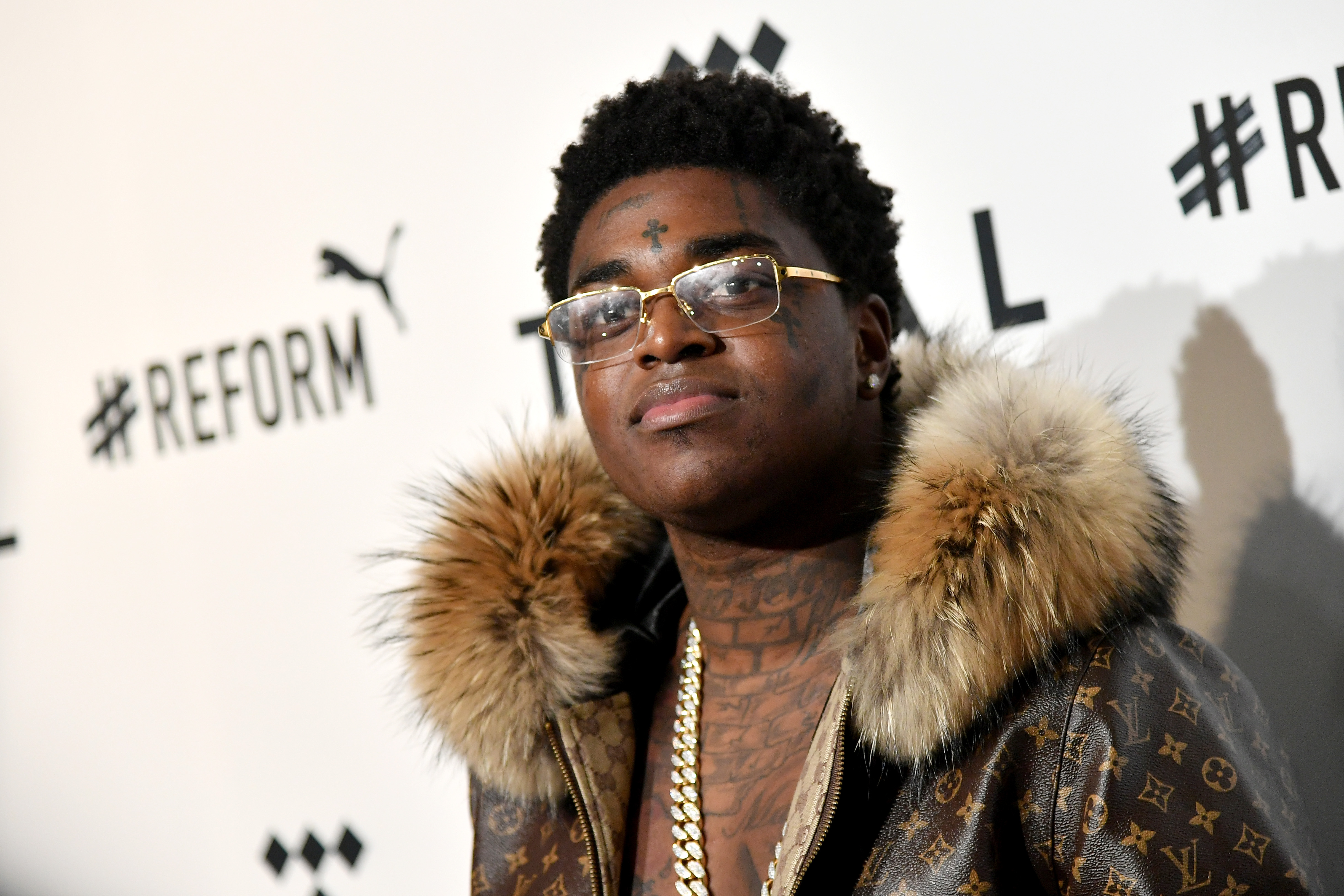Controversial rapper Kodak Black 'missing' after he cancels Boston gig last minute