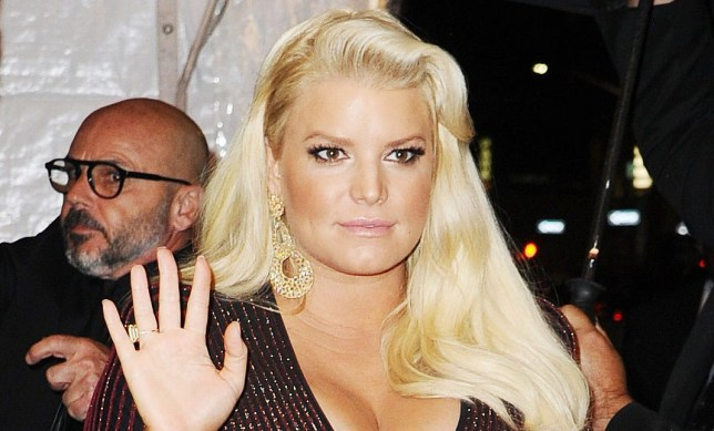 Jessica Simpson all smiles in selfie after getting blasted for dyeing seven-year-old daughter's hair