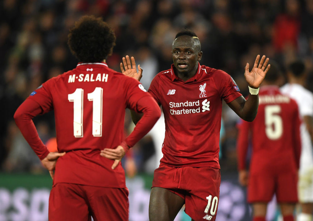 Jurgen Klopp reveals the reason Sadio Mane is outperforming Liverpool teammate Mohamed Salah