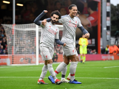 Virgil van Dijk sends message to Liverpool teammate Mohamed Salah amid form struggles