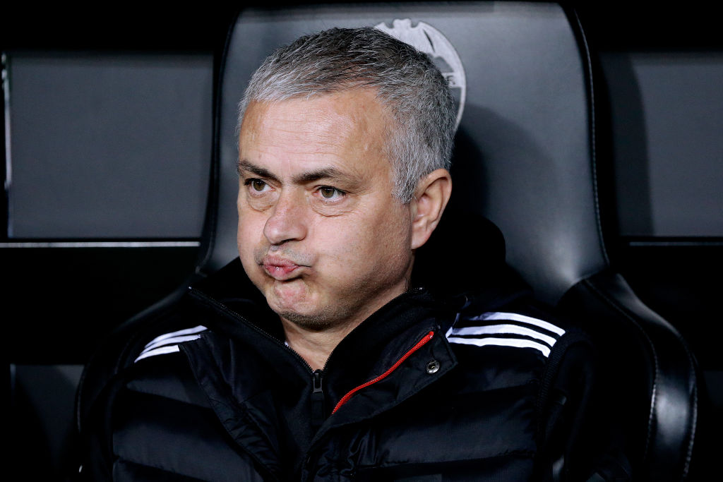 Jose Mourinho drops hint over next job and sets date for management return